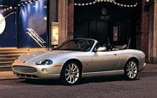 Обои автомобили Jaguar XKR Convertible - 2004-2006