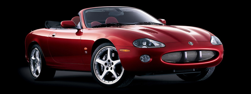 Обои автомобили Jaguar XKR Portfolio Convertible - 2004 - Car wallpapers