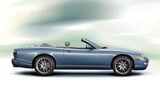 Обои автомобили Jaguar XKR Convertible Victory Edition - 2006