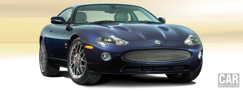Обои автомобили Jaguar XKR Coupe Victory Edition - 2006 - Car wallpapers