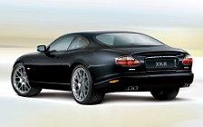 Обои автомобили Jaguar XKR Coupe Victory Edition - 2006