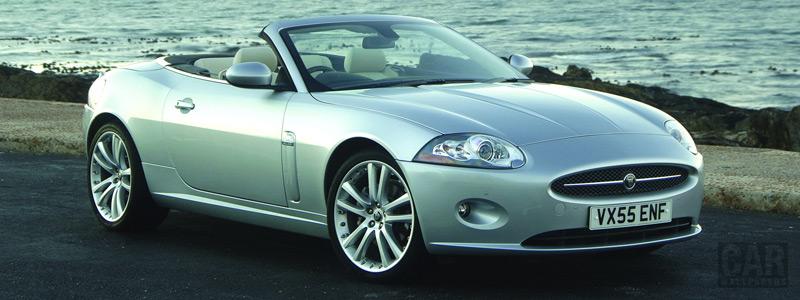 Обои автомобили Jaguar XK Convertible - 2007 - Car wallpapers
