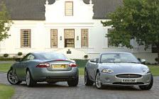 Обои автомобили Jaguar XK Convertible - 2007