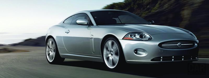 Обои автомобили Jaguar XK - 2007 - Car wallpapers