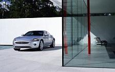 Обои автомобили Jaguar XK - 2007