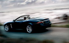 Обои Jaguar XKR Convertible 2008