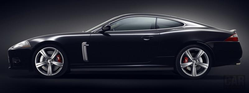 Обои автомобили Jaguar XKR - Car wallpapers