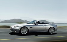 Обои автомобили Jaguar XK Convertible - 2011