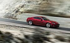 Обои автомобили Jaguar XKR Coupe - 2011