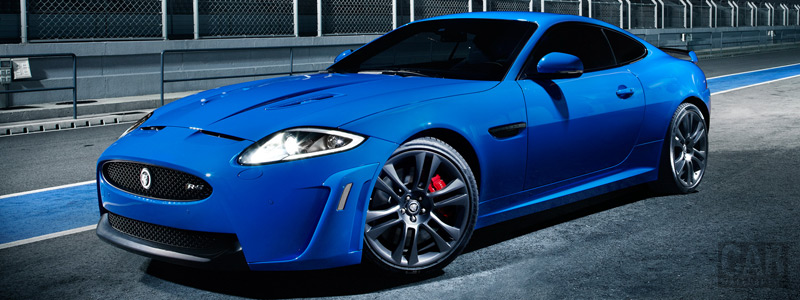 Обои автомобили Jaguar XKR-S - 2011 - Car wallpapers