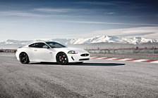 Обои автомобили Jaguar XKR Speed and Black Pack - 2011