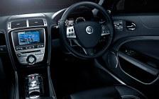 Обои автомобили Jaguar XKR Speed and Black Pack - 2011