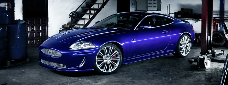 Обои автомобили Jaguar XKR Speed Pack - 2011 - Car wallpapers