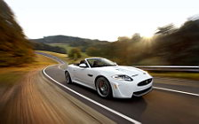Обои автомобили Jaguar XKR-S Convertible - 2012