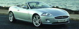 Jaguar XK Convertible - 2007