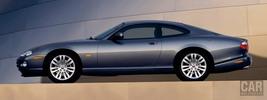 Jaguar XK8 Coupe - 2004-2006