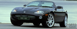 Jaguar XKR 100 Convertible - 2002