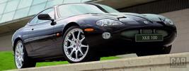 Jaguar XKR 100 Coupe - 2002