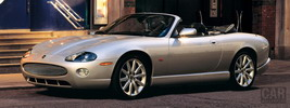 Jaguar XKR Convertible - 2004-2006
