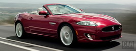 Jaguar XKR Convertible - 2011
