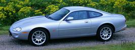 Jaguar XKR Coupe - 1998-2002