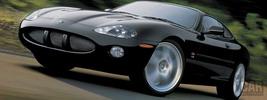 Jaguar XKR Coupe - 2003-2004