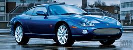 Jaguar XKR Coupe - 2004-2006