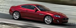 Jaguar XKR Coupe - 2011