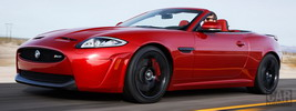 Jaguar XKR-S Convertible US-spec - 2012