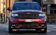 Обои автомобили Jeep Grand Cherokee SRT EU-spec - 2017