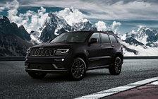 Обои автомобили Jeep Grand Cherokee S EU-spec - 2018