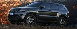 Jeep Grand Cherokee Trailhawk EU-spec - 2017