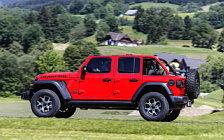 Обои автомобили Jeep Wrangler Unlimited Rubicon EU-spec - 2018