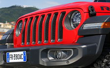 Обои автомобили Jeep Wrangler Unlimited Rubicon EU-spec - 2018