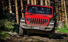 Обои автомобили Jeep Wrangler Rubicon EU-spec - 2018