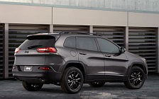 Cars wallpapers Jeep Cherokee Altitude - 2014