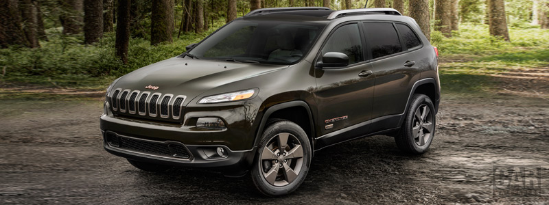 Cars wallpapers Jeep Cherokee 75th Anniversary - 2016 - Car wallpapers