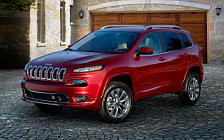 Cars wallpapers Jeep Cherokee Overland - 2016