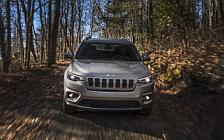 Обои автомобили Jeep Cherokee Limited - 2018