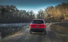 Обои автомобили Jeep Cherokee Trailhawk - 2018