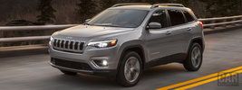 Jeep Cherokee Limited - 2018