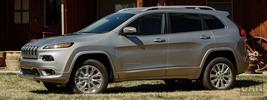Jeep Cherokee Overland - 2017