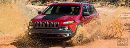 Jeep Cherokee Trailhawk - 2013