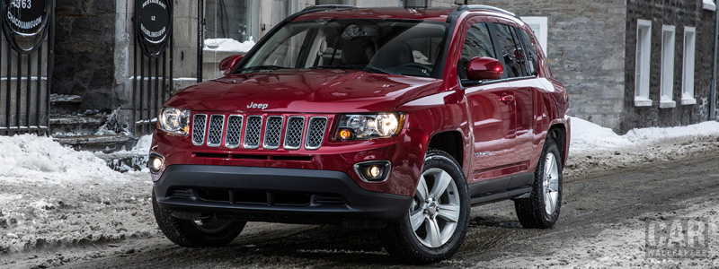 Cars wallpapers Jeep Compass High Altitude - 2015 - Car wallpapers