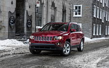 Cars wallpapers Jeep Compass High Altitude - 2015