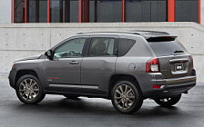 Обои автомобили Jeep Compass 75th Anniversary - 2016