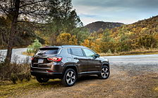 Cars wallpapers Jeep Compass Latitude - 2017