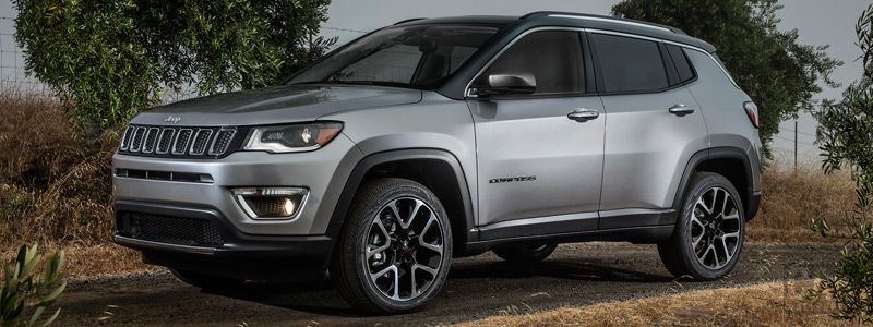 Cars wallpapers Jeep Compass Limited - 2017 - Car wallpapers
