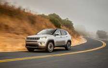 Cars wallpapers Jeep Compass Limited - 2017