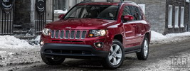 Jeep Compass High Altitude - 2015